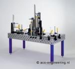 ACO Engineering - lichte constructiewerk (laswerk, freeswerk en draaiwerk) - lastafels
