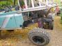 Prepareren van Land Rovers